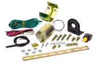 AutoLoc - AutoLoc 15 lb Solenoid Power Trunk Popper Kit Brackets/Hardware/Wiring - Universal Trunk Lids