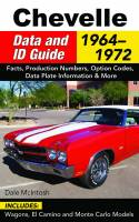 Books, Video & Software - Entertainment Books - S-A Books - Chevelle Data and ID Guide 1964-1972