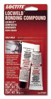 Sealers, Gasket Makers and Adhesives - Epoxy - Loctite - Loctite LocWeld 2 Part Epoxy 2 oz Tube