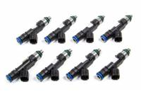 Exhaust Components - Y-Pipe Merge Collectors - Advanced Fuel & Ignition Systems - Advanced Fuel & Ignition Systems 75 lb/hr Fuel Injector High Impedance USCAR Connector - Set of 8