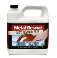 Workshop Hero - Workshop Hero Metal Rescue Rust Remover 1 gal Bottle