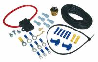 "Perma-Cool - Perma-Cool 185 Degree F On Fan Controller 160 Degree F Off 1/2"" NPT Temperature Sensor Bung/Harness - Kit"