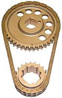 Recently Added Products - Cloyes - Cloyes Race Billet Z-Racing Timing Chain Set Double Roller 9 Keyway Adjustable Steel - Pontiac V8