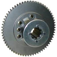 Recently Added Products - Brinn Incorporated - Brinn Incorporated 65 Tooth Flywheel 2.57 lb HTD Pulley Aluminum - Brinn Transmission