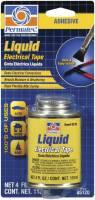 Permatex - Permatex Liquid Electrical Tape Adhesive 4.00 oz Brush Top Can