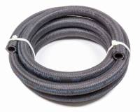 Rubber Push-Lock Hose - Fragola Series 8000 Push-Lite Race Hose - Black - Fragola Performance Systems - Fragola Performance Systems Series 8000 Push-Lite Hose 8 AN 10 ft Braided Nylon/Rubber - Black
