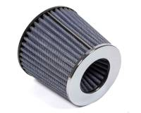 """Universal Conical Air Filters - 6-1/2"""" Conical Air Filters - Vibrant Performance - Vibrant Performance Open Air Filter Element Clamp-On Conical 6-1/2"""" Base - 5"""" Top Diameter - 5"""" Tall"""