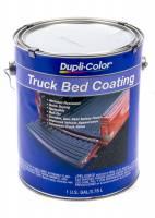 Dupli-Color - Dupli-Color Truck Bed Coating Bedliner Rubberized Black 1 Gallon Can - Each