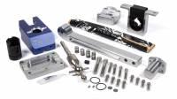 Drivetrain Components - Steeda - Steeda Tri-Ax Race Shifter Manual Short Throw Stick/Linkage - Aluminum/Steel