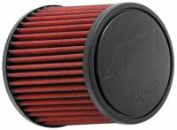 "AEM Induction Systems - AEM Induction Systems Dryflow Air Filter Element Clamp-On 5-1/2"" Diameter 5"" Tall - 2-1/2"" Flange"