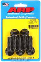 "Recently Added Products - ARP - ARP 1/2-13"" Thread Bolt 1.250"" Long 9/16"" Hex Head Chromoly - Black Oxide"