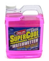 Oil, Fluids & Chemicals - Coolant Additive - Red Line Synthetic Oil - Red Line Synthetic Oil Supercool With WaterWetter Antifreeze/Coolant Additive 1/2 Gal