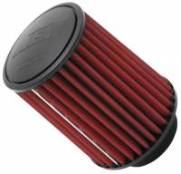 "AEM Induction Systems - AEM Induction Systems Dryflow Air Filter Element Clamp-On Conical 5-3/4"" Base - 4-3/4"" Top Diameter"
