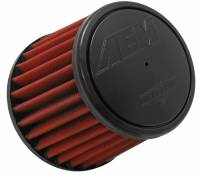 "AEM Induction Systems - AEM Induction Systems Dryflow Air Filter Element Clamp-On 6"" Diameter 5"" Tall - 2-3/4"" Flange"