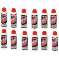 Geddex - Geddex Wheels Up Wheelie Bar Marker Chalk Orange 3 oz Bottle/Applicator - Set of 12