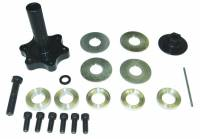 "Oil Pump Drives and Components - Oil Pump Drive Kits - Moroso Performance Products - Moroso Performance Products 4"" Long Mandrel Crank Mandrel Drive Kit Guides/Hardware/Spacers Aluminum Black Anodize - Big Block Chevy"