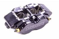 Recently Added Products - Strange Engineering - Strange Engineering Passenger Side Brake Caliper Pro Race Billet Aluminum Black - 4 Piston