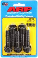 "Recently Added Products - ARP - ARP 1/2-20"" Thread Bolt 1.750"" Long 9/16"" 12 Point Head Chromoly - Black Oxide"