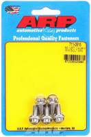 """Bulk Fasteners - NEW - Bolts - NEW - ARP - ARP 1/4-28"""" Thread Bolt 0.515"""" Long 5/16"""" 12 Point Head Stainless - Polished"""