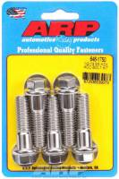 "Recently Added Products - ARP - ARP 1/2-13"" Thread Bolt 1-3/4"" Long 9/16"" Hex Head Stainless - Natural"