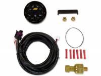 "Digital Gauges - Digital Oil Pressure Gauges - AEM Electronics - AEM X-Series Pressure Gauge 0-100 psi Electric Digital - 2-1/16"" Diameter"