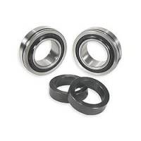 "Mark Williams Enterprises - Mark Williams 3.150"" OD Wheel Bearing 1.774"" ID Lock Ring Included Large Ford 9 in/Oldsmobile Housing Ends - Pair"