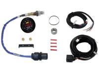 Digital Gauges - Digital Air/Fuel Ratio Gauges - AEM Electronics - AEM X-Series Air-Fuel Ratio Gauge UEGO Wideband 8.:1-20:1 AFR - Electric