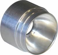"Jones Racing Products - Jones Racing Products 1-3/4"" OD Radiator Hose Restrictor Aluminum - Natural"