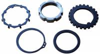 Stage 8 Locking Fasteners - Stage 8 Locking Fasteners X-Lock Nut Keyed Washer/Locking Clip Included Steel Natural - Dana 60 Spindle