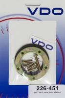 VDO - VDO 5 Mounting Holes Fuel Level Sending Unit Flange Gasket/Hardware Steel Cadmium - Universal