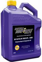 Recently Added Products - Royal Purple - Royal Purple Synfilm Reciprocating 100 Assembly Lubricant Synthetic - 1 gal
