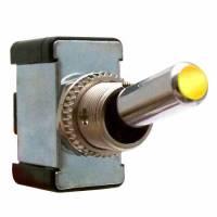 Keep it Clean Wiring - Keep it Clean Wiring All Aluminum Toggle Switch On/Off Single Pole 20 amp - 12V