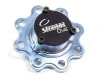 Strange Oval - Strange 8-Bolt Drive Flange Wide 5 Bolt Pattern 24 Spline Steel - Polished