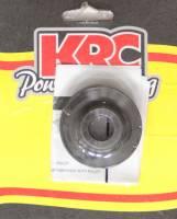 "Pulleys & Belts - Alternator Pulleys - KRC Power Steering - KRC Power Steering Serpentine Alternator Pulley 3-Rib 1-3/4"" Diameter Aluminum - Black Anodize"