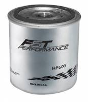 Fuel Filters - Fuel Filter Replacement Parts - FST Performance - Fst Performance 4 Micron Fuel Filter Element Stainless Element - FST Performance Canister Fuel Filters