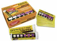 Oil, Fluids & Chemicals - Brake Fluid Test Strips - Phoenix Systems - Phoenix Systems BreakStrip Brake Fluid Tester Strip Customer Cards Included - Set of 100