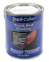 Recently Added Products - Dupli-Color - Dupli-Color Truck Bed Coating Bedliner Rubberized Black 1 qt Can - Each