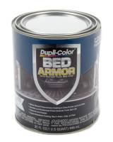 Paint & Finishing - Dupli-Color / Krylon - Dupli-Color Bed Armor Bedliner Urethane Black 1 qt Can - Each