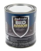 Dupli-Color - Dupli-Color Bed Armor Bedliner Urethane Black 1 qt Can - Each