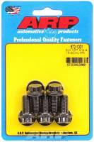 Bulk Fasteners - NEW - Bolts - NEW - ARP - ARP 10 mm x 1.50 Thread Bolt 20 mm Long 12 mm 12 Point Head Chromoly - Black Oxide