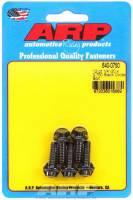 "Bulk Fasteners - NEW - Bolts - NEW - ARP - ARP 1/4-20"" Thread Bolt 3/4"" Long 5/16"" 12 Point Head Chromoly - Black Oxide"