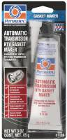 Sealers, Gasket Makers and Adhesives - RTV, Silicone Sealers & Gasket Makers - Permatex - Permatex Automatic Transmission RTV Sealant Silicone - 3.00 oz Tube