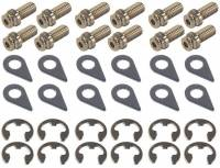 "Hardware and Fasteners - Stage 8 Locking Fasteners - Stage 8 Locking Fasteners Locking Header Bolt 5/16-18"" Thread 0.875"" Long Hex Head - Steel"
