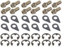 """Stage 8 Locking Fasteners - Stage 8 Locking Fasteners Locking Header Bolt 5/16-18"""" Thread 0.875"""" Long Hex Head - Steel"""