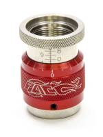 "Tools & Pit Equipment - PAC Racing Springs - PAC Racing Springs 1.800-2.500"" Range Valve Spring Height Gauge 0.001"" Scale - Red Anodize"