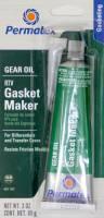 Permatex - Permatex Gear Oil RTV Sealant Silicone - 3.00 oz Tube