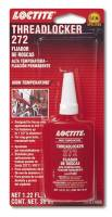 Sealers, Gasket Makers and Adhesives - Thread Locking Compounds - Loctite - Loctite Red 272 Thread Locker 36 ml Bottle