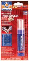 Permatex - Permatex Red Gel Thread Locker High Strength - 10 g Tube