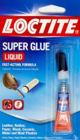 Oil, Fluids & Chemicals - Loctite - Loctite Fast-Acting Super Glue 2 g Tube