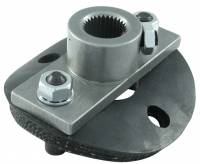 """Recently Added Products - Borgeson - Borgeson Half Steering Rag Joint 3/4-30"""" Spline Steel Natural - Borgeson Conversion Steering Box"""